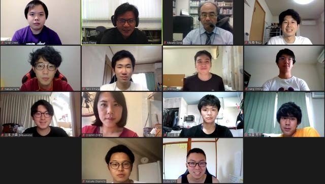 曽根・Chang研究室ホームページへようこそ !